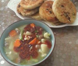 西安回民肉丸胡辣汤的做法