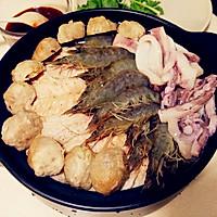 酱焖鸡翅海鲜锅的做法图解8