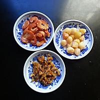什锦海鲜焖饭的做法图解1