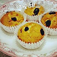 蔓越莓麦芬蛋糕(零失败)