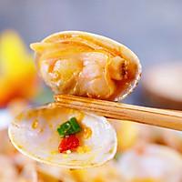 辣炒花蛤的做法图解13