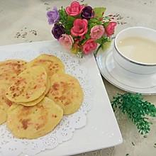 胡萝卜豆浆小饼