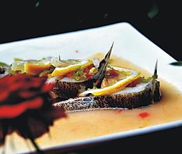 柠香鳜鱼#寻找最聪明的蒸菜达人#的做法