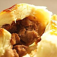 饭合 | 梅肉叉烧酥的做法图解11