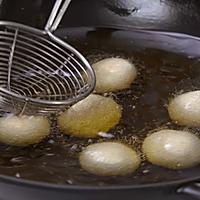 麻球,风靡街头的中华小吃,简单美味!的做法图解4