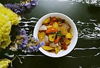 彩椒洋葱土豆杂烩的做法