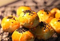 蛋黄酥(附猪油做法)的做法