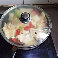 东北菜《尖椒干豆腐》的做法图解7