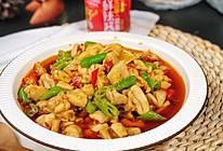 尖椒炒鸡腿肉,越辣越想吃的做法