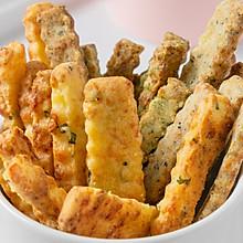 土豆芝士脆薯条