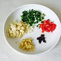 #花10分钟,做一道菜!#擂辣椒皮蛋的做法图解2
