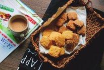 原味杏仁饼干&可可杏仁饼干的做法