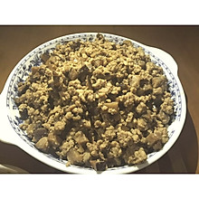 台式香菇肉燥饭
