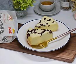 红豆蛋糕#爱好组-低筋#的做法
