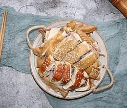 高压锅版无水焗鸡的做法