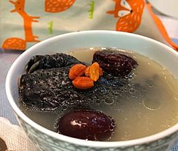 红枣枸杞乌鸡汤的做法