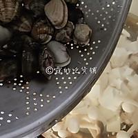 #520,美食撩动TA的心!#花蛤豆腐菇菇汤的做法图解7