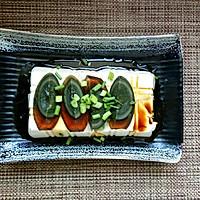 皮蛋豆腐---------怪味熙的做法图解4