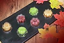 清香弹牙:水晶月饼(免手工包馅儿)的做法