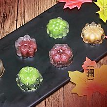 清香弹牙:水晶月饼(免手工包馅儿)