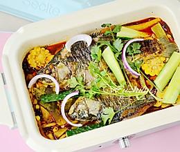 #精品菜谱挑战赛# 香辣烤鱼的做法