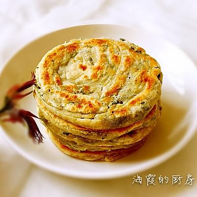 香椿香酥饼