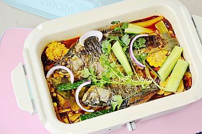 #精品菜谱挑战赛# 香辣烤鱼