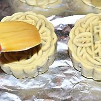自制五仁月饼的做法图解17