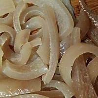 泡椒肉皮的做法图解2