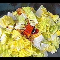 猪肉白菜炖粉条的做法图解7