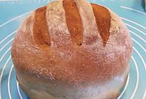 柔软欧式面包(懒汉欧包)的做法
