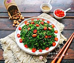#节后清肠大作战#凉拌菠菜的做法