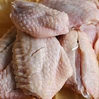 多彩香菇烧鸡翅的做法图解2