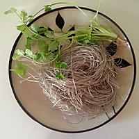 鸭血粉丝汤的做法图解5