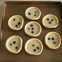 蓝莓蛋挞的做法图解11
