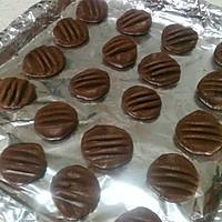 巧克力饼干的做法图解11