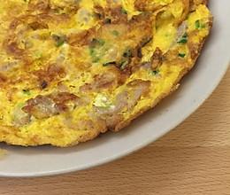 农家菜快手菜-肉丝跑蛋的做法