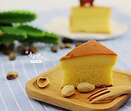 口感丰富化的——焦糖布丁蛋糕的做法