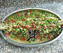 鲜椒鱼的做法