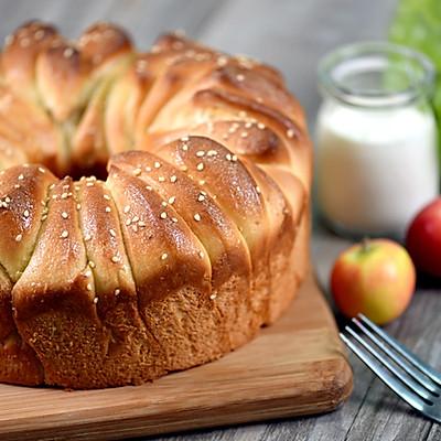 德普烤箱食谱——香浓炼乳面包
