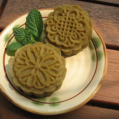 自创简单绿豆糕 夏季必备糕点