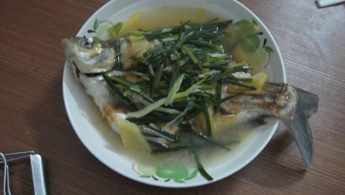 【猫记私房菜】猫老大的清真柠檬鳊鱼