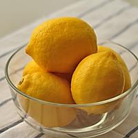 柠檬片的做法图解1