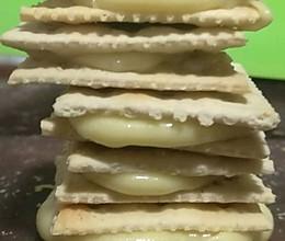 香浓牛轧饼的做法