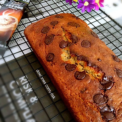 去油版的星巴克香蕉蛋糕