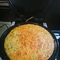 鸡蛋蔬菜饼的做法图解8