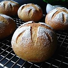 豆渣软欧面包#长帝烘焙节(半月轩)#