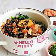 《请回答1988》经典的韩式拌饭#中秋宴,名厨味#