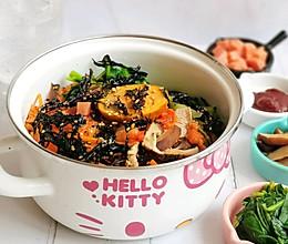 《请回答1988》经典的韩式拌饭#中秋宴,名厨味#的做法