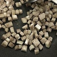 零失败的腊肠虾米芋头糕的做法图解10